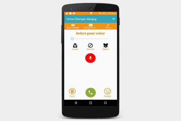 Telefonla Konuşurken Ses Değiştirme Programları