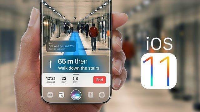 iOS 11 ile Gelecek Özellikler