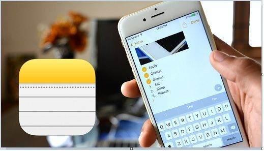 iPhone'da Notlara Şifre Koyma Nasıl Yapılır ?