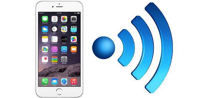 iPhone'u Modem Olarak Kullanarak İnternete Bağlanma