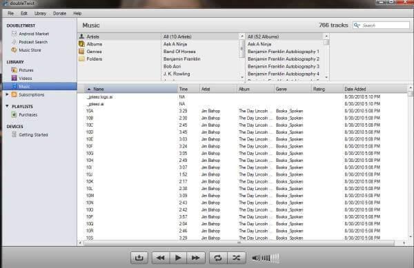 iTunes'daki Müzikler Androide Nasıl Aktarılır