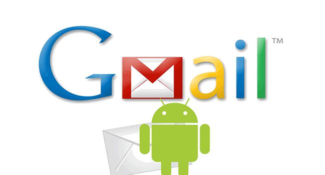 Android Telefon Rehberini Gmail'e Yedekleme