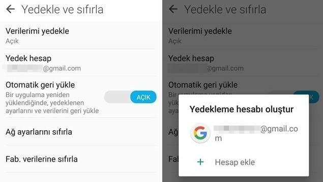 Android Telefonlar Arası Veri Aktarımı Nasıl Yapılır