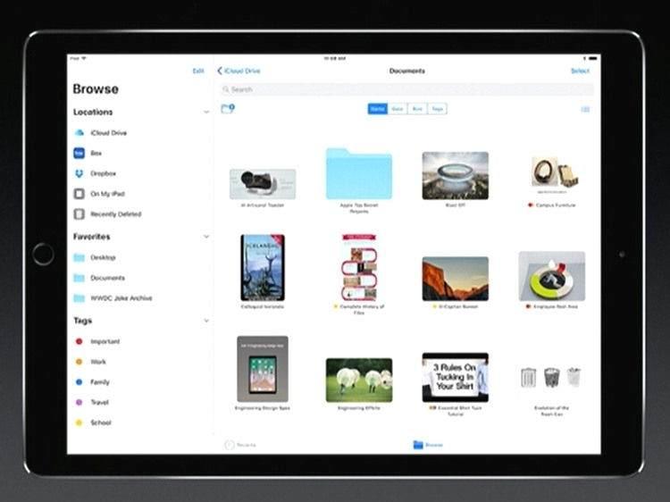 Apple Dosyalar Uygulaması Nedir, Nasıl kullanılır