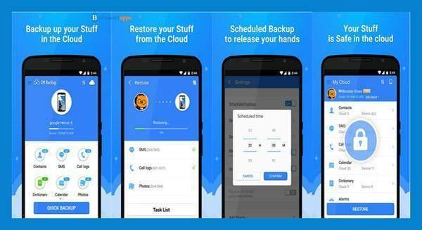En iyi Android Ücretsiz Yedekleme Uygulamaları