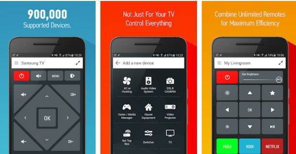 En iyi 4 Android TV Kumanda Uygulaması