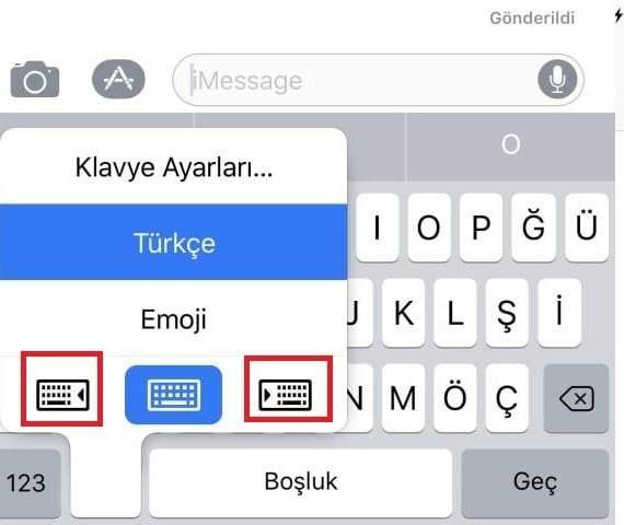 IOS 11'de iPhone Tek Elle Kullanım Modu Nasıl Aktif Edilir ?