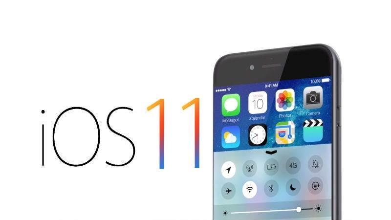 IOS 11'in En iyi 10 Özelliği
