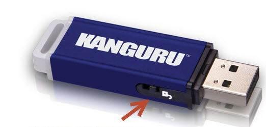 USB Disk Yazma Koruması Kaldırma
