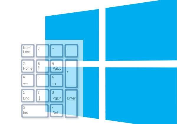 Windows 10 Açılışta Numlock Açılsın
