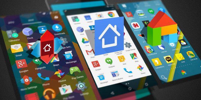 Android launcher, En az şarj yiyen launcher,en hızlı launcher