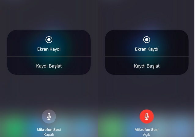 iPhone Ekran Videosu Nasıl Çekilir ?