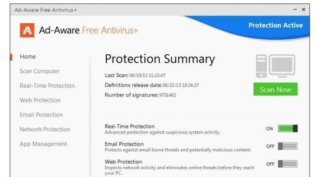 En iyi 8 Ücretsiz Antivirüs Programı