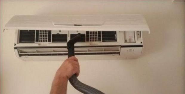 Evde Klima Temizliği Nasıl Yapılır ?