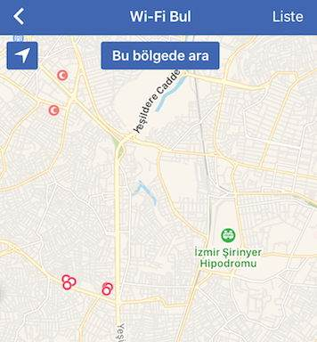 Facebook ile Ücretsiz WiFi Bulma ve Bağlanma Nasıl Yapılır?