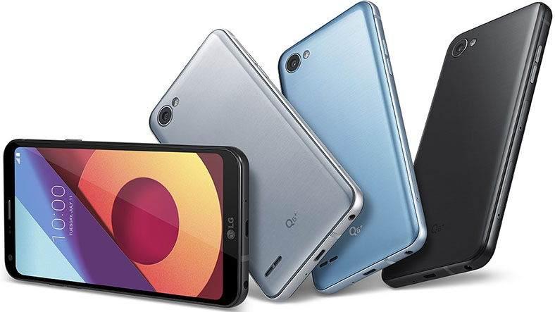 LG Q6, LG Q6a, LG Q6 Plus Özellikleri