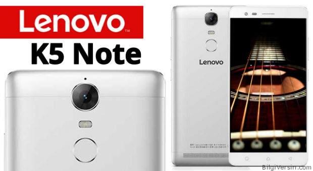 Lenovo K5 Note Özellikleri