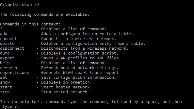Windows'ta Kablosuz Ağları Yönetme