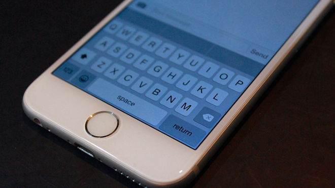 iPhone Klavye İpuçları