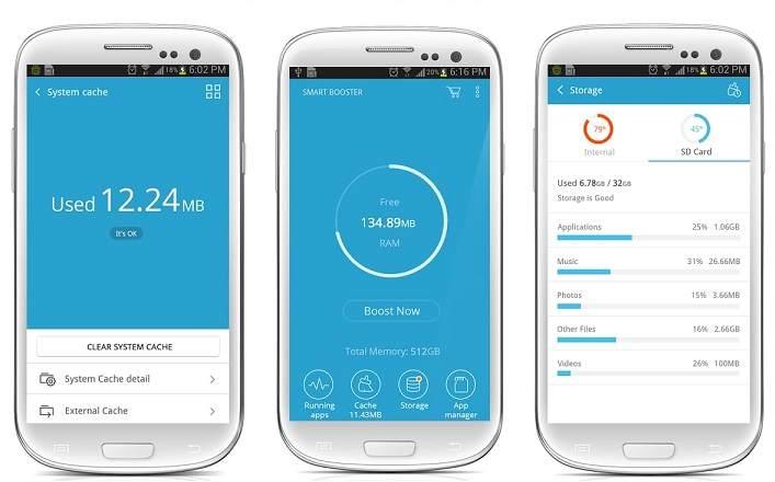 tablet hızlandırma, tablet hızlandırma programları, telefon hızlandırma