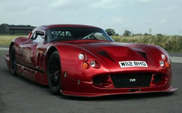 TVR CERBERA SPEED-12