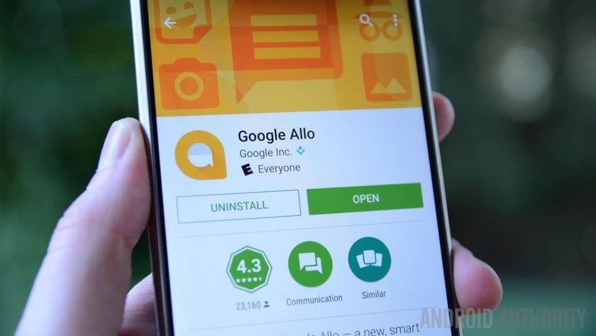 Google Allo Web Nasıl Kullanılır ?