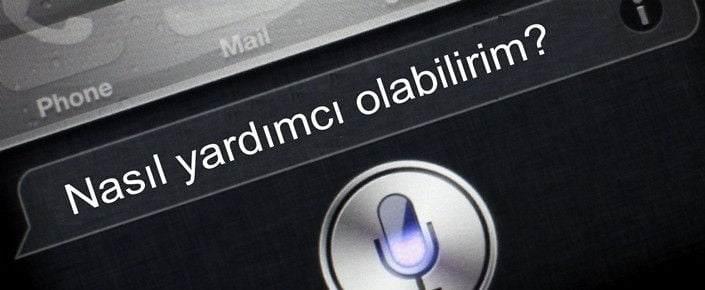 Siri Türkçeleştirme Nasıl Yapılır ?