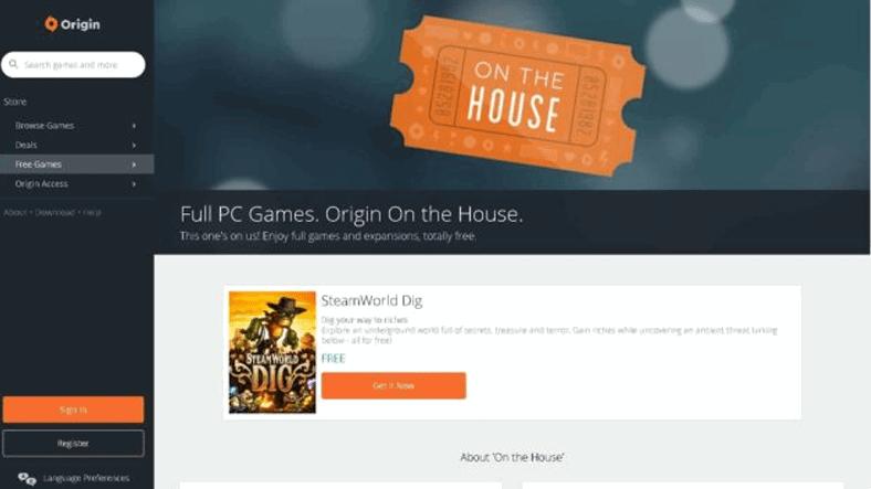 Bedava Oyun İndirebileceğiniz 5 Seçkin Web Sitesi