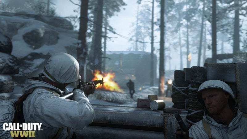 Call of Duty WWII Sistem Gereksinimleri