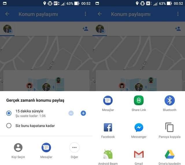 Google Haritalar Nasıl Kullanılır ?