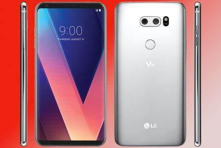LG V30 Ekran Görüntüsü Alma Nasıl Yapılır ?