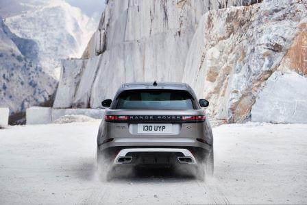 Land Rover Range Rover Velar (2018)11