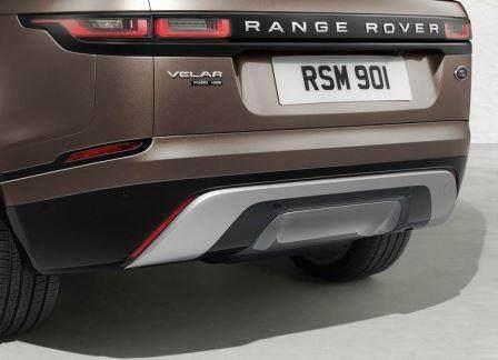 Land Rover Range Rover Velar (2018)14