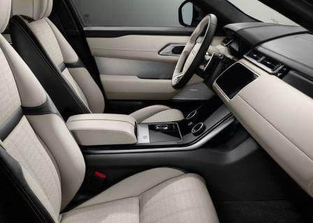 Land Rover Range Rover Velar (2018)16