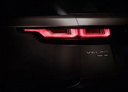 Land Rover Range Rover Velar (2018)23