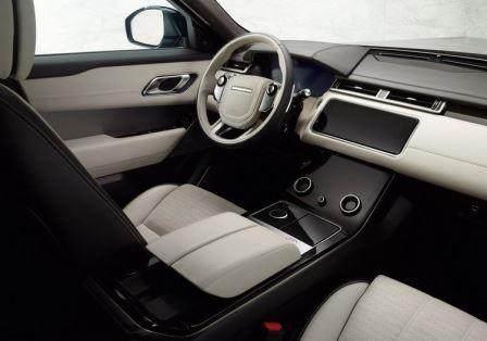 Land Rover Range Rover Velar (2018)25