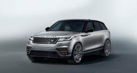 Land Rover Range Rover Velar (2018)8
