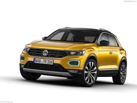 Volkswagen T-Roc (2018)12