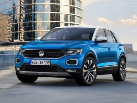Volkswagen T-Roc (2018)16