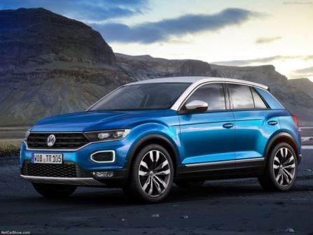 Volkswagen T-Roc (2018)17