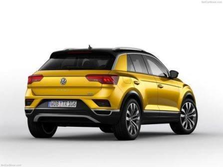 Volkswagen T-Roc (2018)2