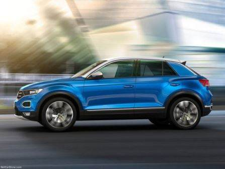 Volkswagen T-Roc (2018)4