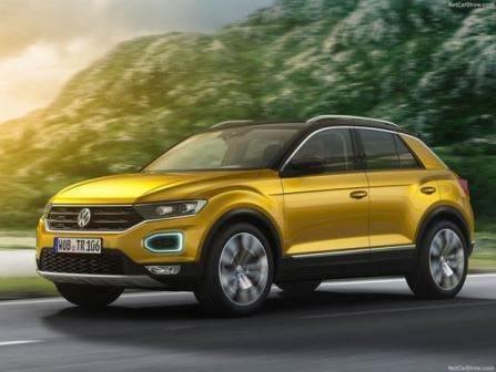 Volkswagen T-Roc (2018)6