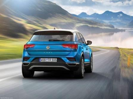 Volkswagen T-Roc (2018)7