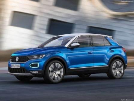 Volkswagen T-Roc (2018)8