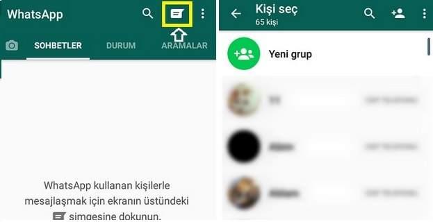 Whatsapp Kişiler Görünmüyor Sorunu ve Çözümü
