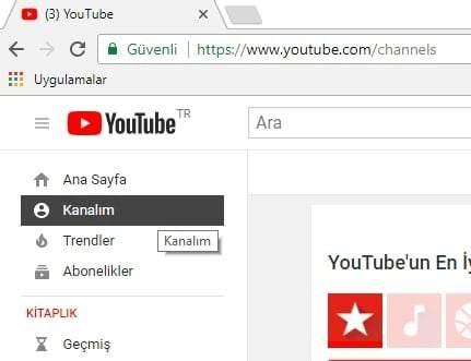 Youtube Canlı Yayın Nasıl Yapılır ?