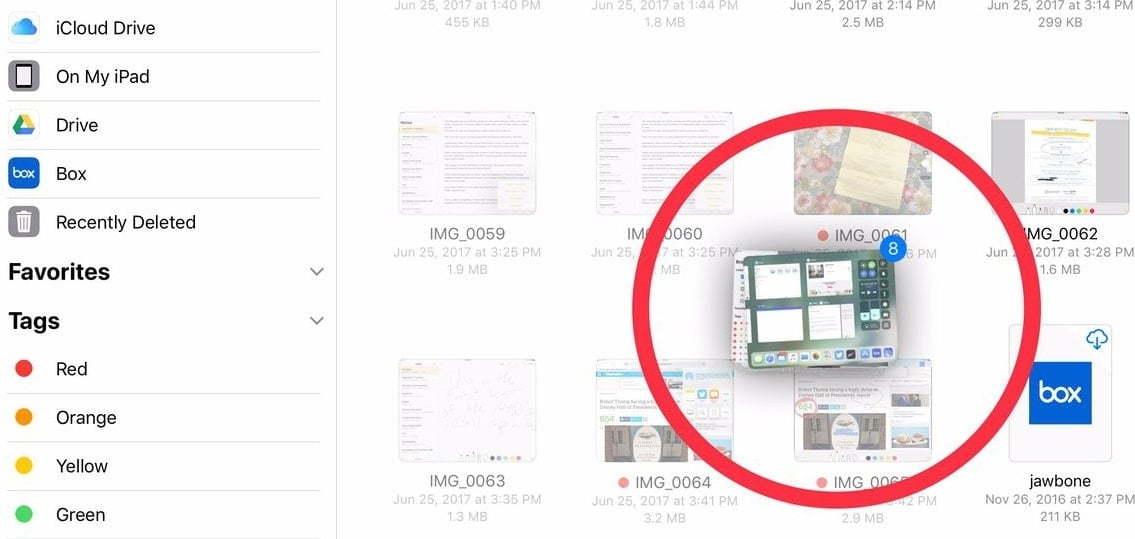 iOS 11 Dosya Yöneticisi Nasıl Kullanılır ?