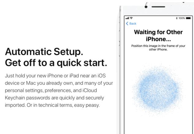 iOS 11 Otomatik Kurulum Özelliği Nasıl Kullanılır ?