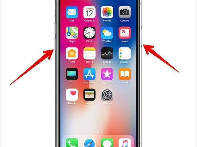 iPhone X Yeniden Başlatma Nasıl Yapılır